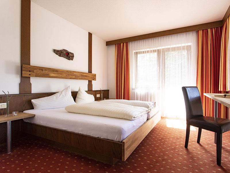 Doppelbett –Doppelzimmer Typ B