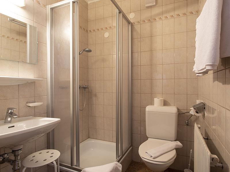 Badezimmer –Doppelzimmer Typ B